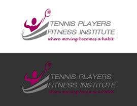 #159 cho Design a Logo for tennis players fitness institute bởi Kkeroll