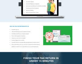 #5 for Landing page design by webidea12