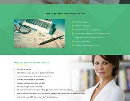 #7 for Landing page design by inderar88