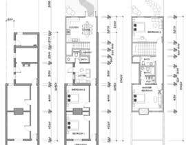 #19 for Victorian Terrace Floor Plans by ABArchitect