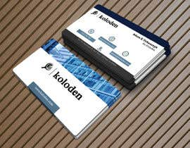 #113 para Design some Business Cards de fariatanni