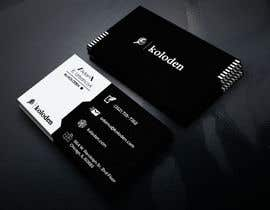 #114 para Design some Business Cards de RizviAhmad
