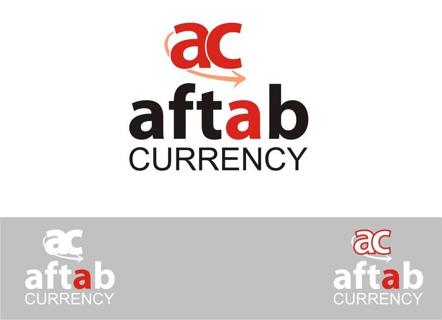 Inscrição nº 470 do Concurso para Logo Design for Aftab currency.