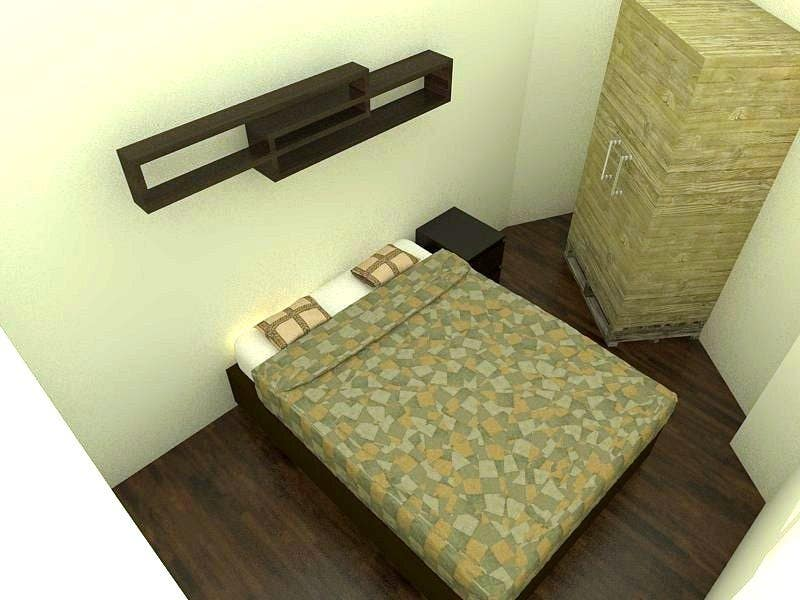 Contest Entry #                                        12                                      for                                         Floor Plan for a flat