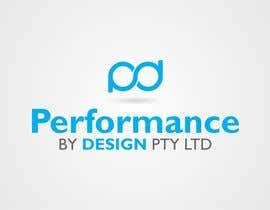 #116 for Logo Design for Performance by Design Pty Ltd af trying2w
