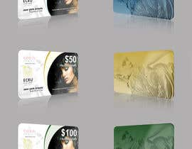 #13 for Business Card Voucher by ezesol