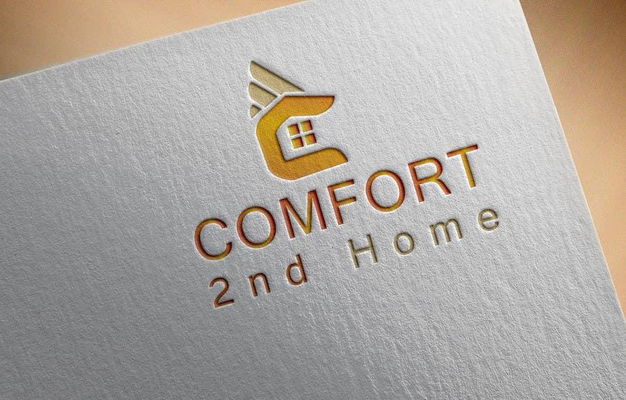Participación en el concurso Nro.                                        70                                      para                                         Logo Design Comfort 2nd Home