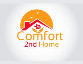 #35 para Logo Design Comfort 2nd Home de finetone