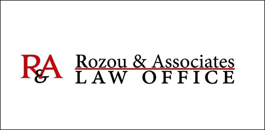 Penyertaan Peraduan #                                        62                                      untuk                                         Logo design for law office