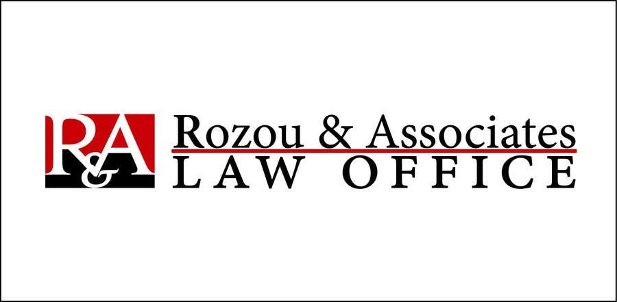 Penyertaan Peraduan #                                        63                                      untuk                                         Logo design for law office