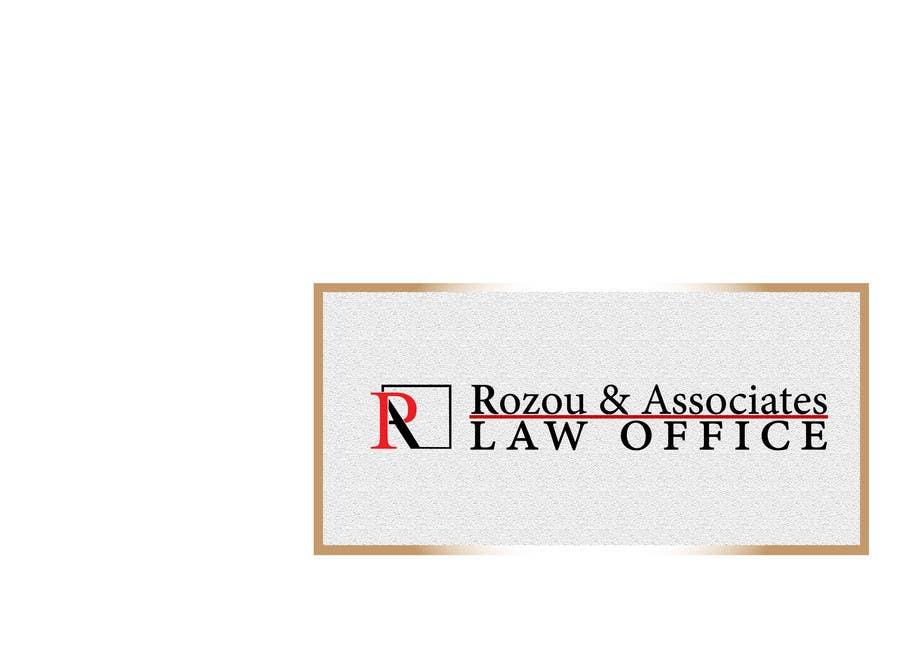 Penyertaan Peraduan #                                        81                                      untuk                                         Logo design for law office