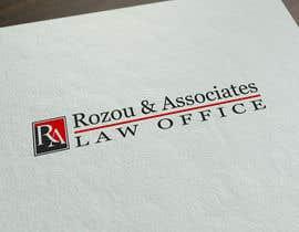 #74 para Logo design for law office de saifil