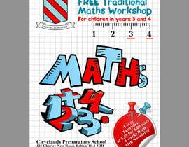 #34 para Design a Flyer for a School Maths Workshop por Spector01