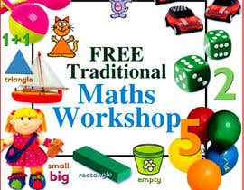 #38 para Design a Flyer for a School Maths Workshop por amcgabeykoon
