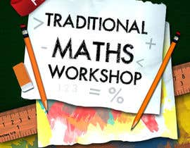 nº 22 pour Design a Flyer for a School Maths Workshop par ryanmahendra