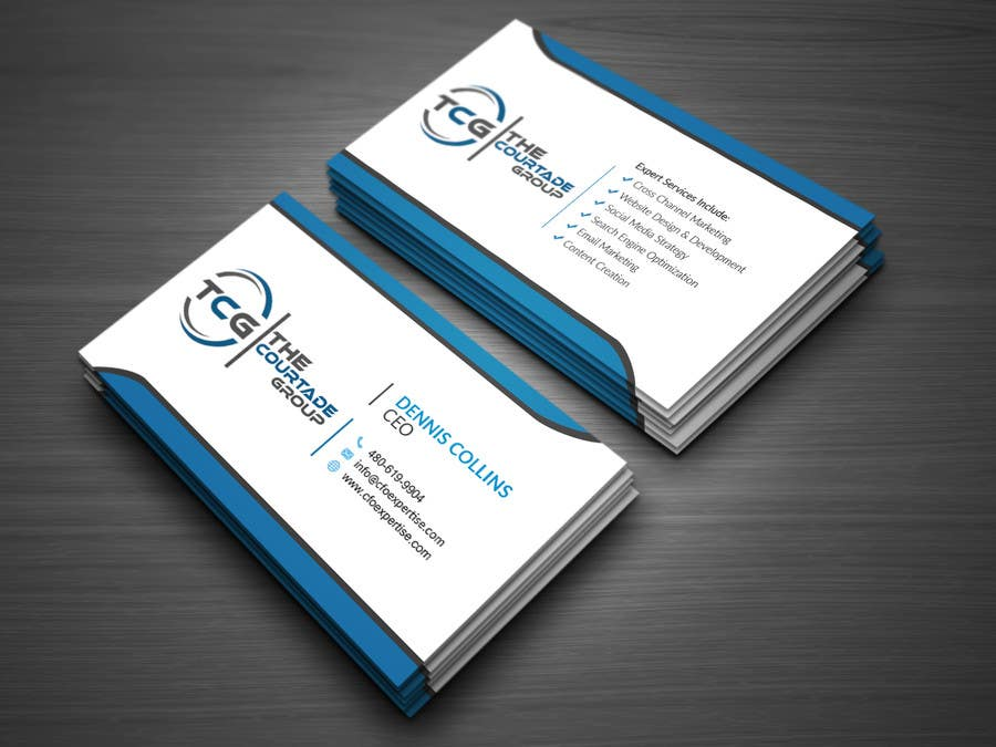 Entry #123 by atikul4you for Design some Business Cards | Freelancer