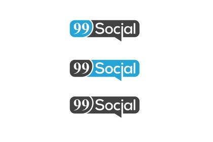 nashib98 tarafından Design a Logo for 99Social için no 14