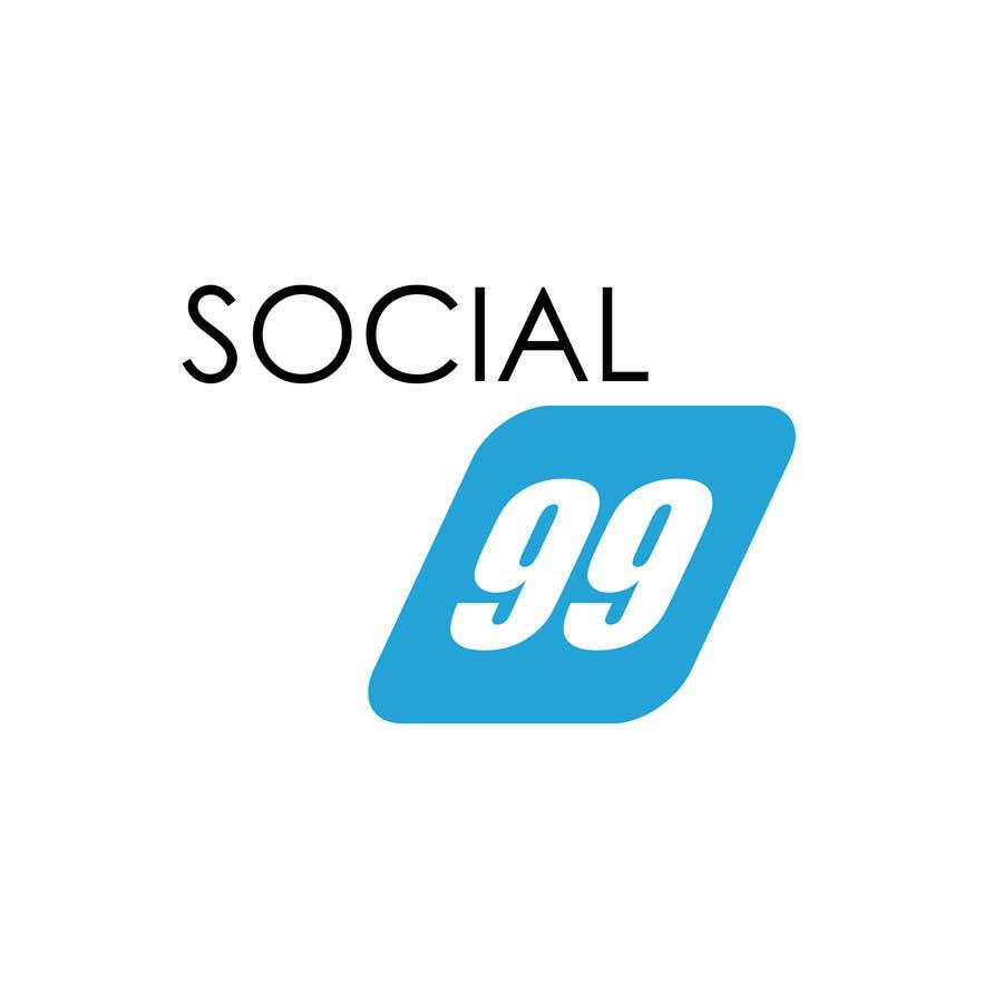 Participación en el concurso Nro.                                        27                                      para                                         Design a Logo for 99Social