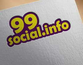 #2 for Design a Logo for 99Social by elnewishi