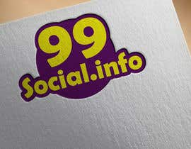 #30 for Design a Logo for 99Social by elnewishi