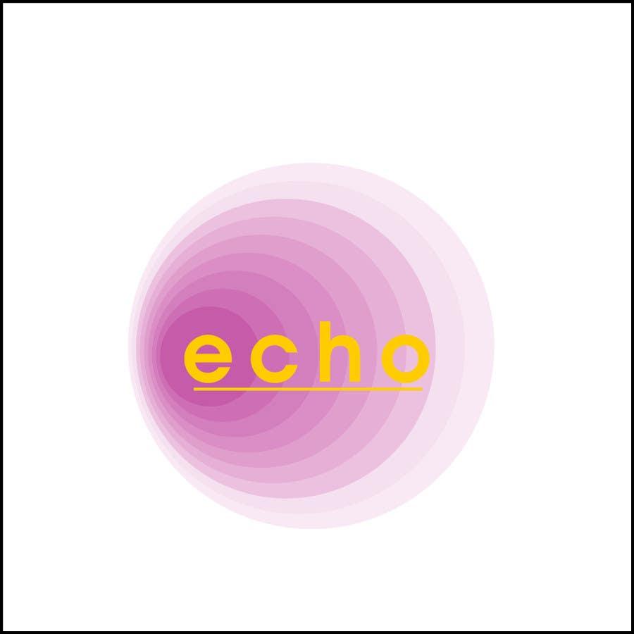 #162 for Design a Logo for Echo or Echo Alert by GoldSuchi
