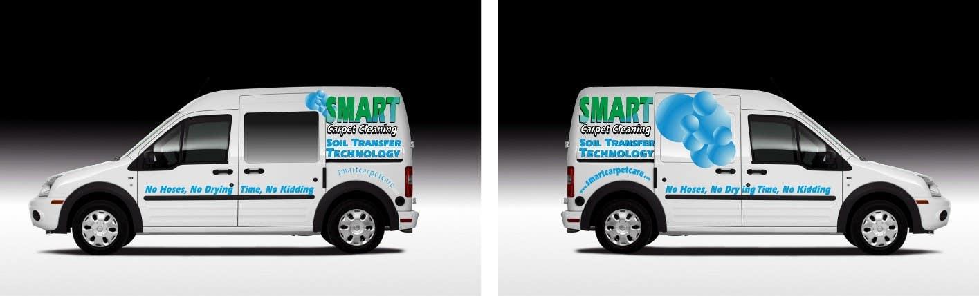 Konkurrenceindlæg #                                        2                                      for                                         Graphic Design for SMART Carpet Care
