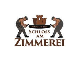 #24 para Logo Design for - ZIMMEREI AM SCHLOSS de muaktiv
