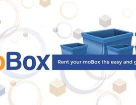 #12 for moBox Banner by ReallyCreative