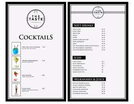 #5 for More Work Available: Menu Design by jhess31