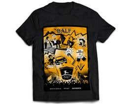 #17 para Design a T-Shirt BALF por JelenaP89