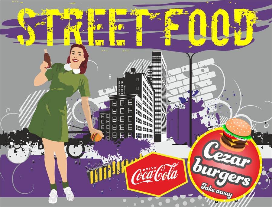 Participación en el concurso Nro.11 para I need some Graphic Design idea for fast food kiosk
