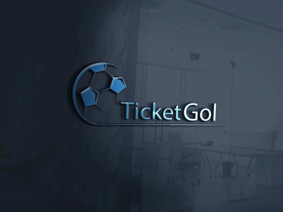 Penyertaan Peraduan #                                        48                                      untuk                                         Diseñar un logotipo - TicketGol