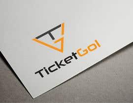 #28 para Diseñar un logotipo - TicketGol de qdoer