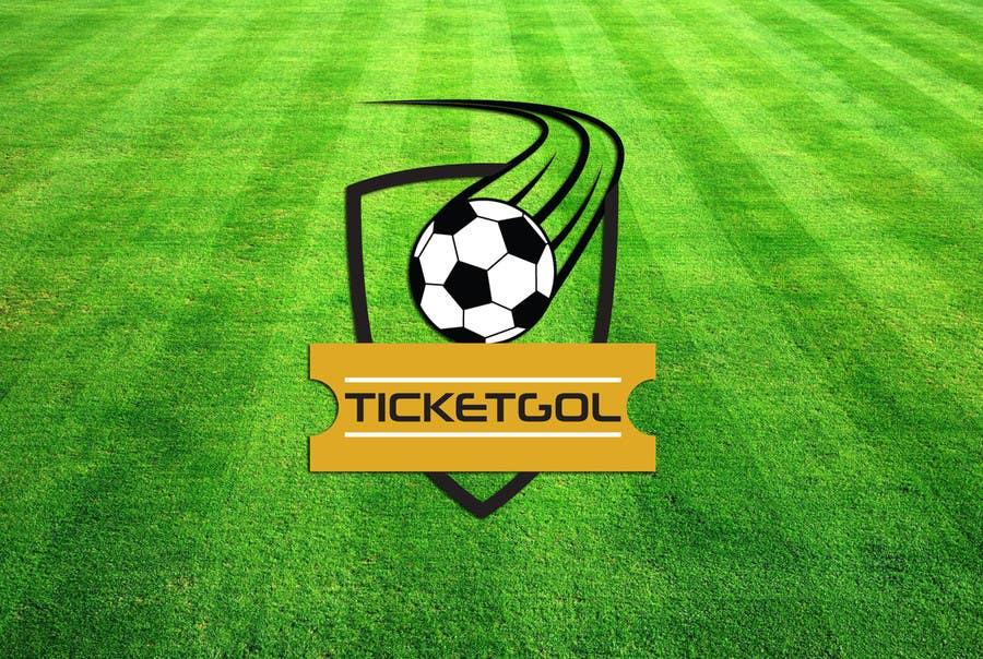 Participación en el concurso Nro.                                        40                                      para                                         Diseñar un logotipo - TicketGol