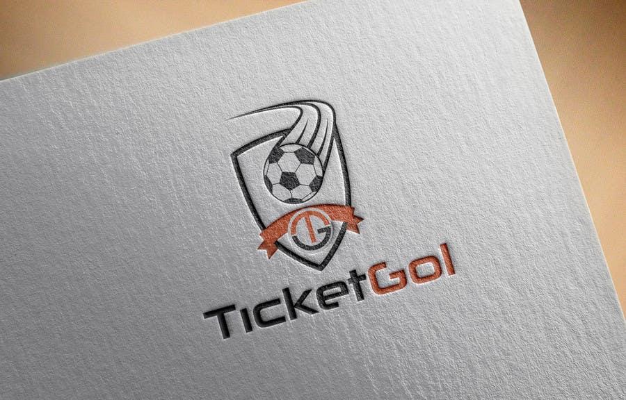 Penyertaan Peraduan #                                        45                                      untuk                                         Diseñar un logotipo - TicketGol