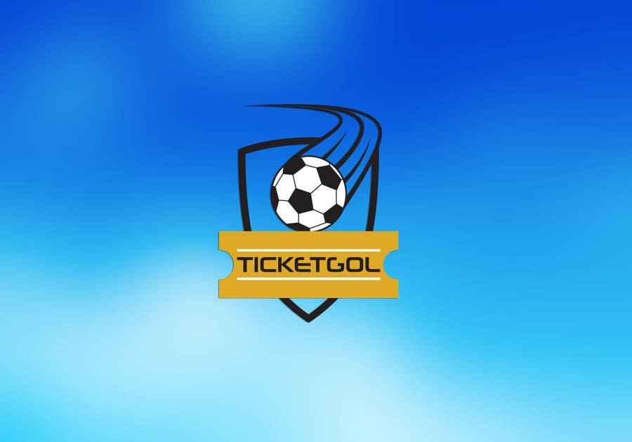 Penyertaan Peraduan #                                        51                                      untuk                                         Diseñar un logotipo - TicketGol