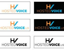 #7 for Design a Logo for HostedVoice.us by Neo2011