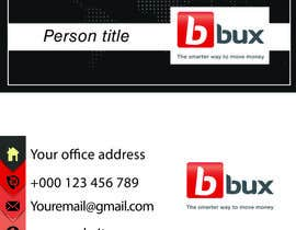 #6 para design a new business card template for organisation de MehdiFarhi