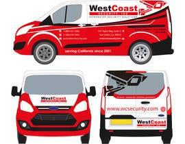 Nro 1 kilpailuun Vehicle Wrap Design käyttäjältä erwantonggalek