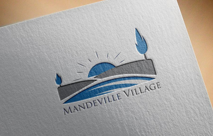 Contest Entry #                                        12                                      for                                         Retail Village Logo
