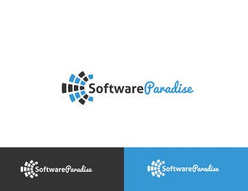 #249 untuk Design a Logo for Software Paradise e-commerce site oleh paxslg