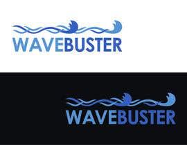 "isyaansyari tarafından Design a logo for the term ""wave buster"" için no 50"