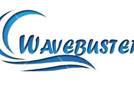 "#4 for Design a logo for the term ""wave buster"" by ackeish"