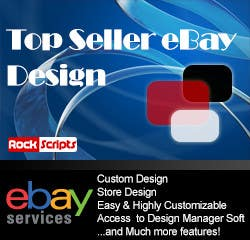 #33 for Build a ebay store and matching listing template, logo and facebook landing page by WSolutionsinc