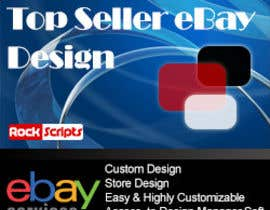 #33 para Build a ebay store and matching listing template, logo and facebook landing page por WSolutionsinc