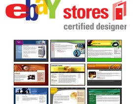 Nro 5 kilpailuun Build a ebay store and matching listing template, logo and facebook landing page käyttäjältä serve4you