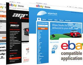 Nro 8 kilpailuun Build a ebay store and matching listing template, logo and facebook landing page käyttäjältä serve4you