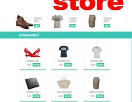 grapaa tarafından Build a ebay store and matching listing template, logo and facebook landing page için no 27