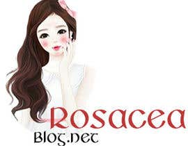 #9 for Logo for Rosacea Blog by ToobaAhmad17