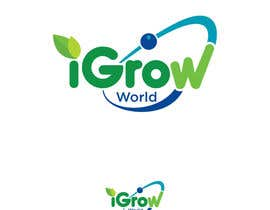 "#22 for Make Logo Variation for ""iGrow World"" by arkitx"